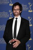 LOS ANGELES - JUN 20:  George Chakiris at the 2014 Creative Daytime Emmy Awards at the The Westin Bonaventure on June 20, 2014 in Los Angeles, CA