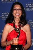 LOS ANGELES - JUN 20:  Christine Lai-Johnson at the 2014 Creative Daytime Emmy Awards at the The Wes