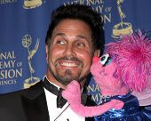 LOS ANGELES - JUN 20:  Don Diamont, Abby Cadabby at the 2014 Creative Daytime Emmy Awards at the The
