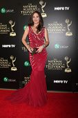 LOS ANGELES - JUN 22:  Jade Harlow at the 2014 Daytime Emmy Awards Arrivals at the Beverly Hilton Ho