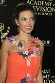 BEVERLY HILLS - JUN 22: Amelia Heinle at The 41st Annual Daytime Emmy Awards at The Beverly Hilton H