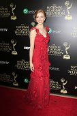 BEVERLY HILLS - JUN 22: Ashlyn Pearce at The 41st Annual Daytime Emmy Awards at The Beverly Hilton H