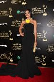 LOS ANGELES - JUN 22:  Camila Banus at the 2014 Daytime Emmy Awards Arrivals at the Beverly Hilton H