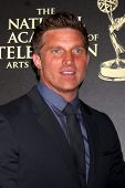 LOS ANGELES - JUN 22:  Steve Burton at the 2014 Daytime Emmy Awards Arrivals at the Beverly Hilton H