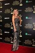 LOS ANGELES - JUN 22:  Sharon Case at the 2014 Daytime Emmy Awards Arrivals at the Beverly Hilton Ho
