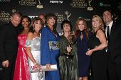 LOS ANGELES - JUN 22:  Young and Restless - Best Daytime Drama at the 2014 Daytime Emmy Awards Press