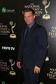 BEVERLY HILLS - JUN 22: Steve Burton at The 41st Annual Daytime Emmy Awards Press Room at The Beverl