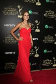 BEVERLY HILLS - JUN 22: Kelly Kruger at The 41st Annual Daytime Emmy Awards Press Room at The Beverl
