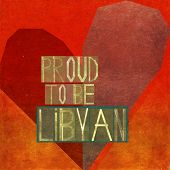 Proud to be Libyan