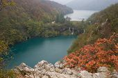 The Autumnal Plitvice Lakes