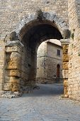 Etruscan Gate