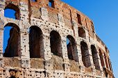 Exterrior image of the Colosseum