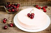 Chocolate-cherry Cheesecake