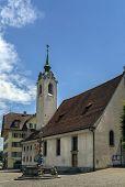 St. Peter's Chapel, Lucerne
