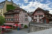 Half-timbered Houses, Lucerne