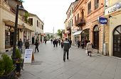 The main street of Bitola