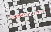 Community Crossword Puzzle