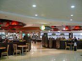 Dammam King Fahd, Saudi Arabia - Desember 19, 2008: Airport.