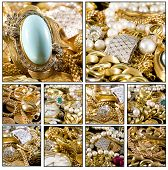 Gold Jewels