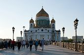 The New Cathedral Of Christ The Saviour