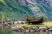 Country Summer Landscape, Norway