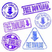 Free Download Stamps