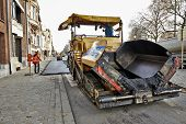 Road Construction And Renewal