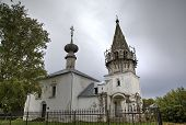 Saint John the Baptist Church. Suzdal, Golden Ring of Russia.