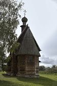 View of Suzdal Kremlin: St. Nicholas church