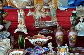 Porcelain Antique Objects