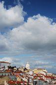 Phanteon Or Santa Engracia Church In Lisbon