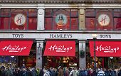 Hamleys Toy Shop In London
