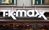 T. K. Maxx Store In London