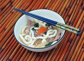 Beef Udon Noodle Soup