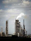 Refinery plant, oil industry (3)