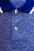 Blue Sports Shirt