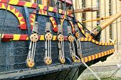 Sir Francis Drake's ship the Golden Hind