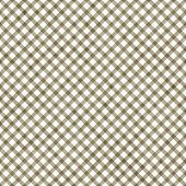 Medium Brown Gingham Pattern Repeat Background