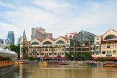 Singapore, Riverside Point