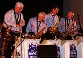 Johnny Knorr Orchestra Saxophones And Clarinet