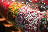 Candy Shop Jars