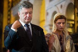 image of baptism  - KIEV UKRAINE  - JPG