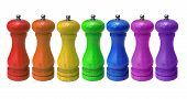 Pepper Mill Row