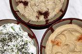 Lebanese Mezze