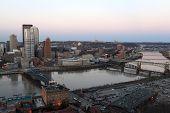 Skyline Evening Pittsburgh