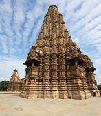 Temples at Khajuraho, India
