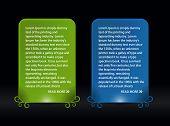 Web Banner Elements