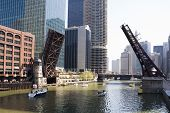 Draw Bridges Of Chicago