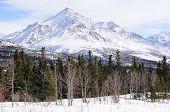 Peak in the Alaska Range