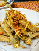 Fried Fish With Garlic